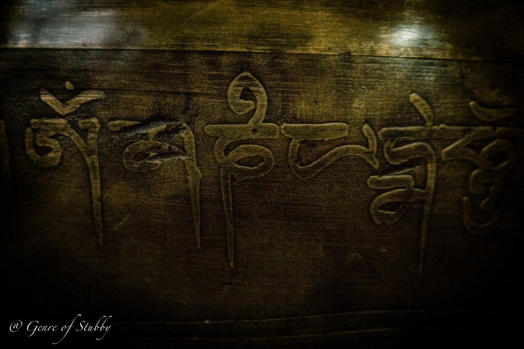 Buddha bowl closeup
